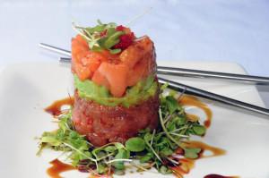Tuna & Salmon Tartar