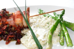 Proscitto Shrimp